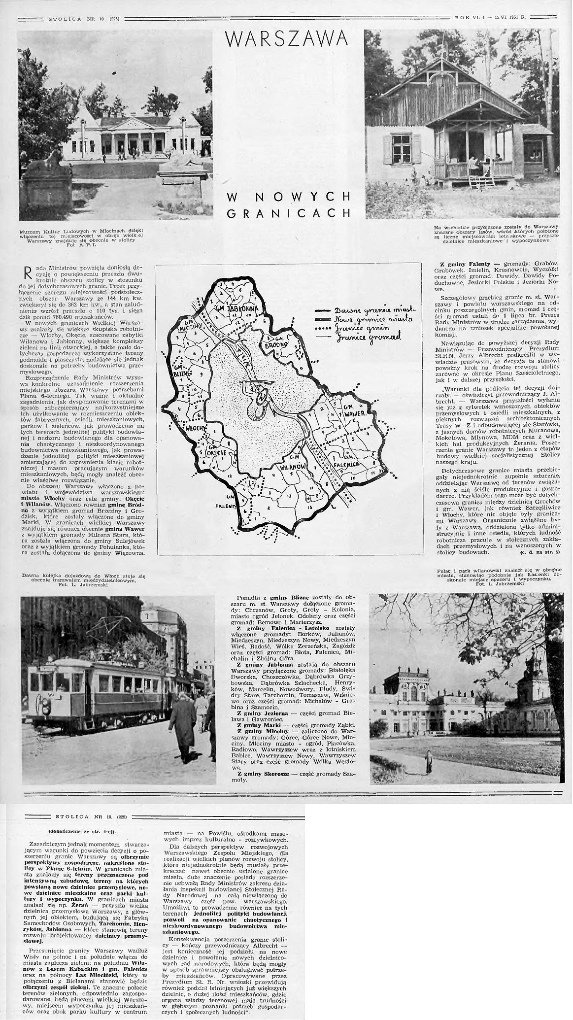 Stolica 10/1951