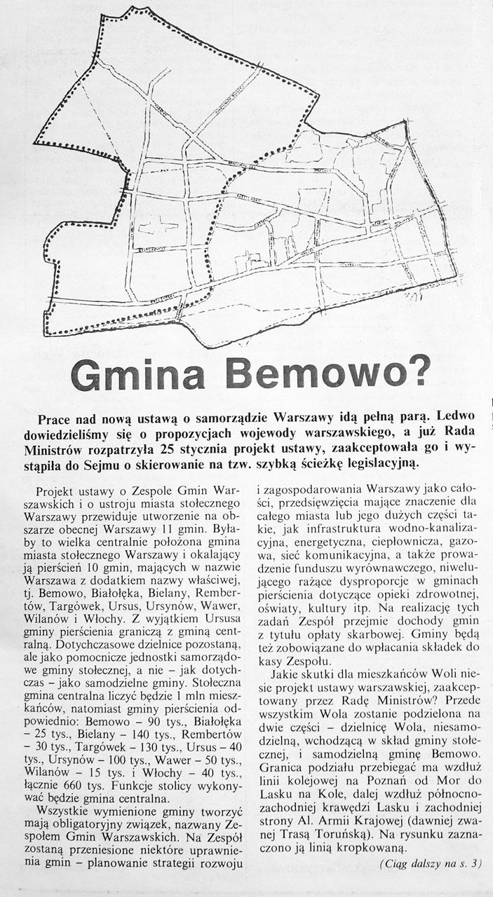 Kurier Wolski nr 19 (47) 1994