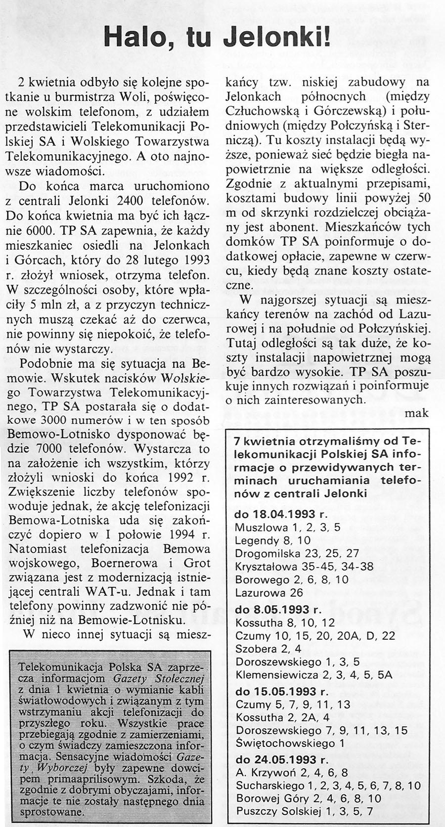 Kurier Wolski 9(12)/1992