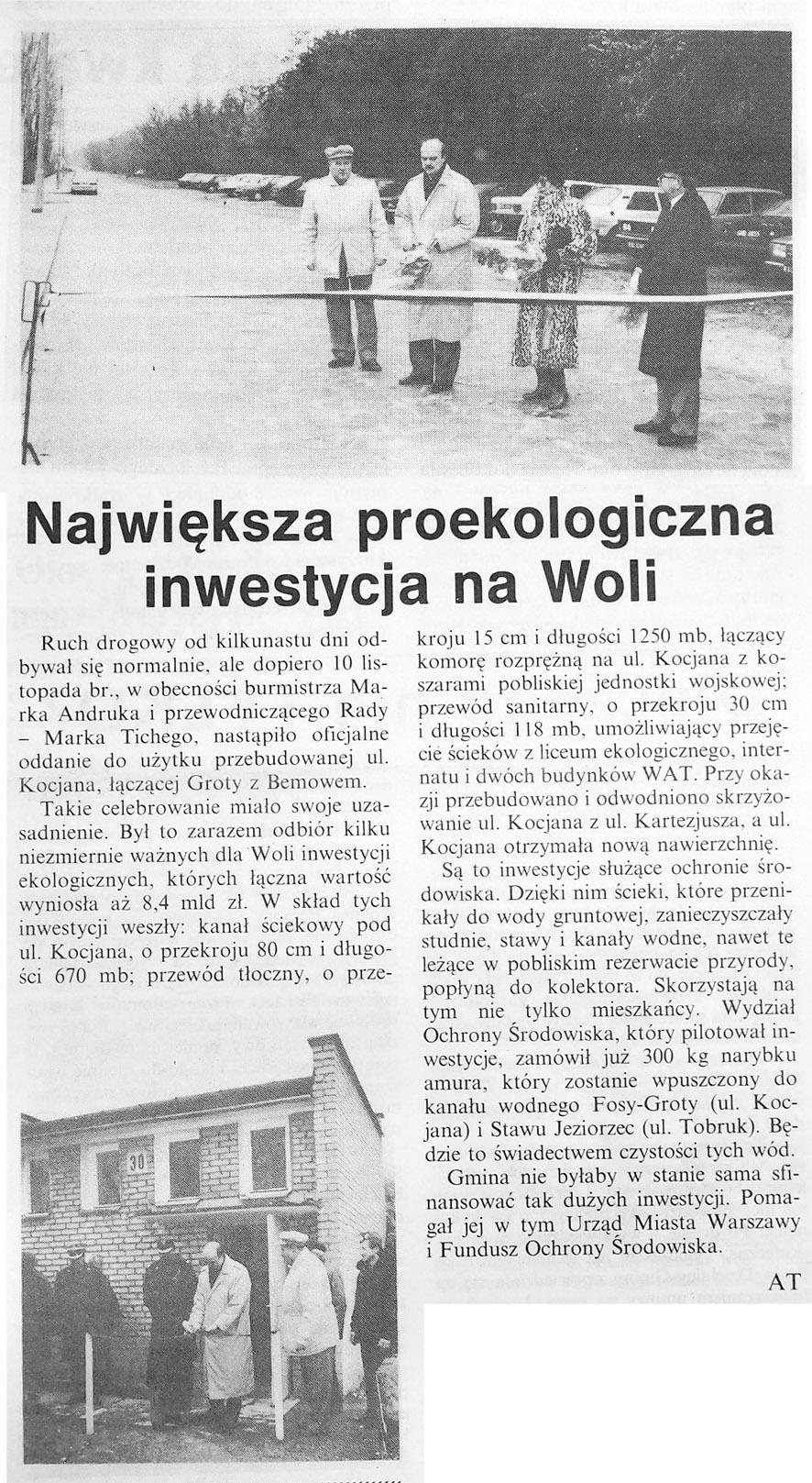 Kurier Wolski 24(27)/1992