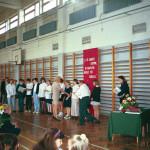 Zakończenie roku szkolego w szkole im. Anieli Krzywoń