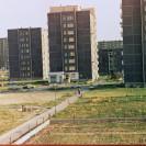 Widok z bloku przy Lencewicza
