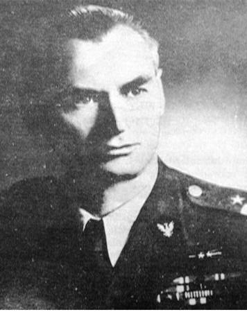 Gen. Florian Grabczyński – pierwszy komendant WAT, źródło: Ireneusz Dobiech