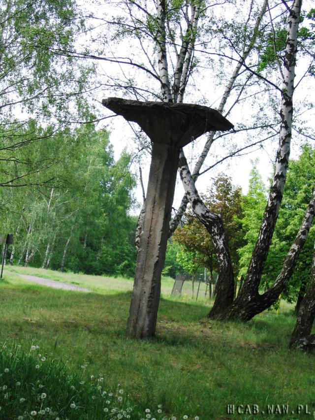 Wieżyczka czołgowiska WAT