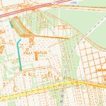 Fragment Górc i Marynina - mapa 1939 r.