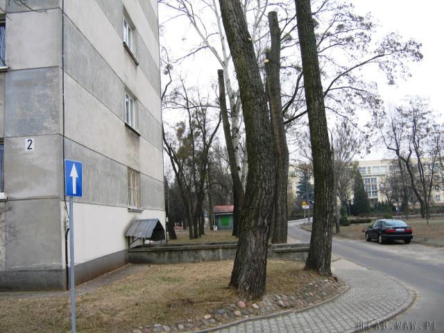 Wojskowa Akademia Techniczna w rejonie ul. Kaliskiego