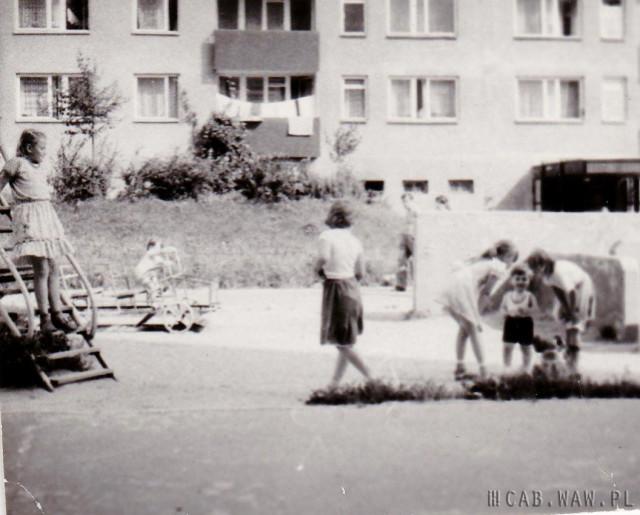 Podwórko przy Sucharskiego