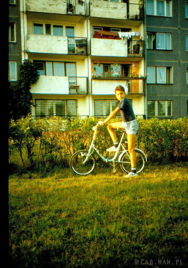Na rowerze przy Wrocławskiej