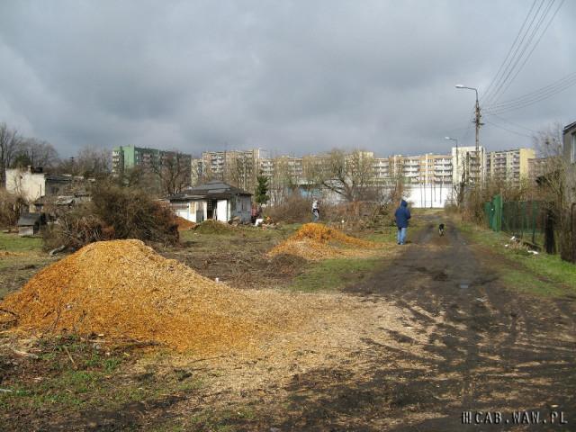 Zaginione ulice - Brzeżek i Bemowo I