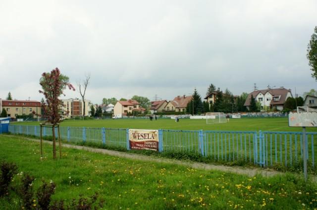 Stadion GKS Świt