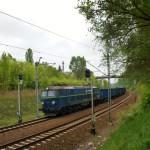 Tory do nastawni dysponującej stacji Warszawa Jelonki