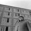 Budowa Osiedla Rozłogi - 1977 r.