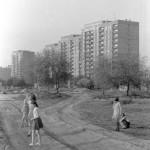 Osiedle Lazurowa - 1978 r.
