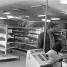 Pawilon handlowy na Rozłogi - 1978 r.