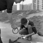 Osiedlowa pracownia modelarska - 1979 r.