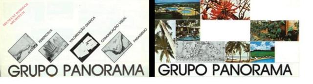 """Wizytówki grupy """"Panorama"""""""