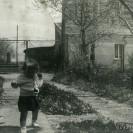 Ulica Okrętowa w latach 80.