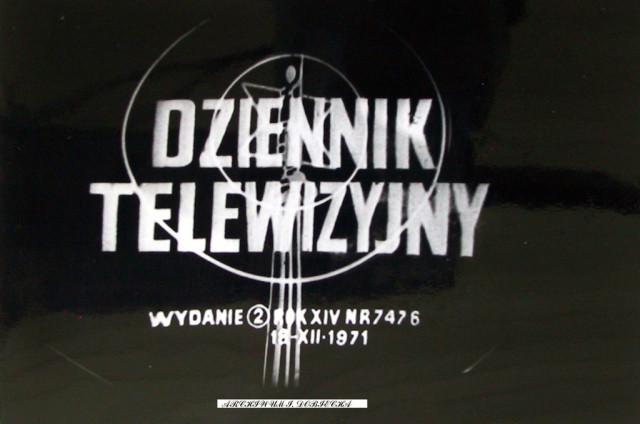 20-lecie WAT w Dzienniku Telewizyjnym
