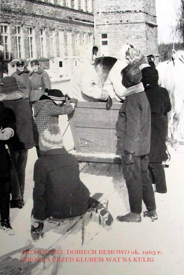 Kulig na WAT – lata 60.