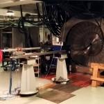 Instytut Fizyki Plazmy i Laserowej Mikrosyntezy na Bemowie przy ul. Hery 23. Wycieczka dla mieszkańców zorganizowana w 2016 r. we współpracy z Bemowskim Centrum Kultury. Fot. CAB