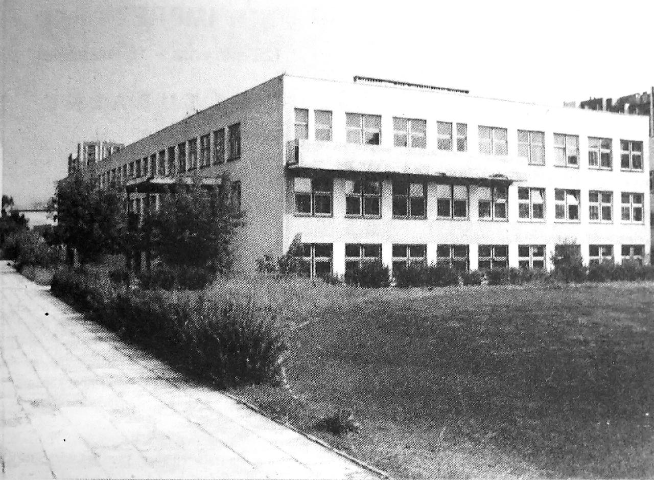 Szkoła podstawowa przy ul. Czumy